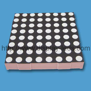 2,3 Zoll 8x8 LED Dot Matrix