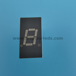 LD3011A / B-Serie - Einstelliges 7-Segment-Display mit 0,3 Zoll